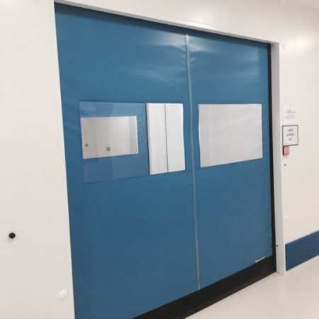 Clean Room High Speed Doors Rumah Sakit
