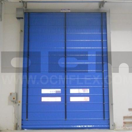 Custom-made fast action doors