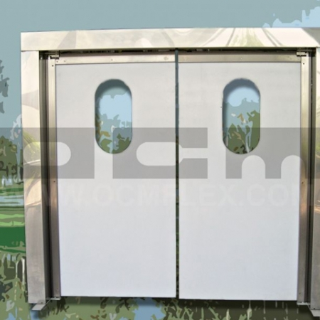 Doors for the hospital sector