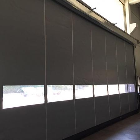 Self Repairing Pvc Doors Dynamicroll Push & Pull