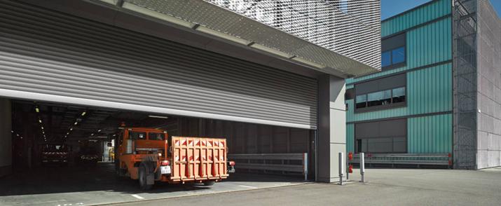 Pintu High Speed Door Industrial