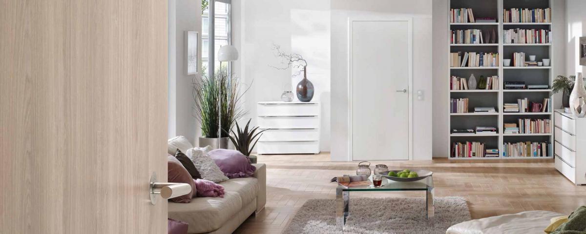 Pintu Rumah dengan High Speed Door
