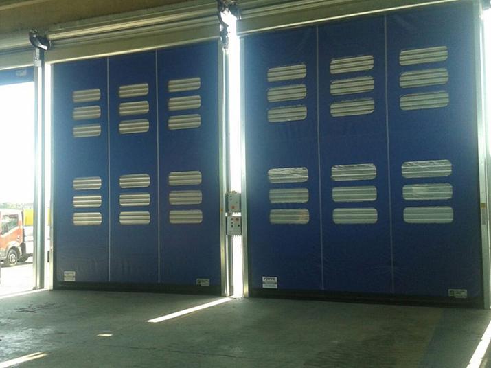 Roller Shutter Doors Komby